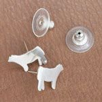 Heifer Earrings