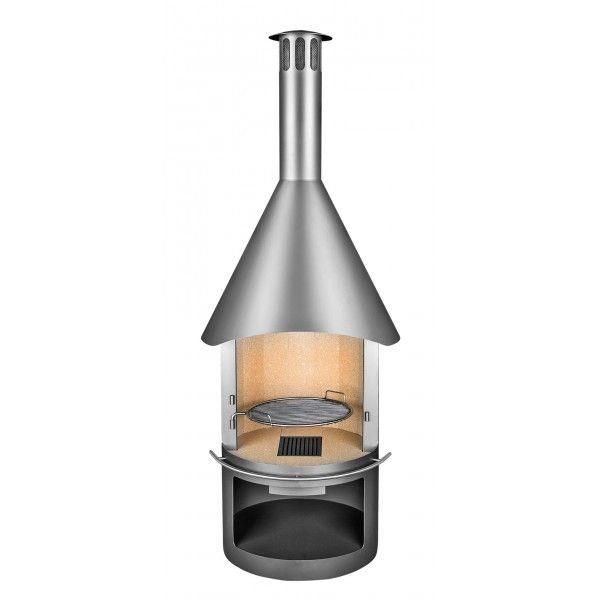 15 besten grillkamine bilder auf pinterest edelstahl garten und grill selber bauen. Black Bedroom Furniture Sets. Home Design Ideas