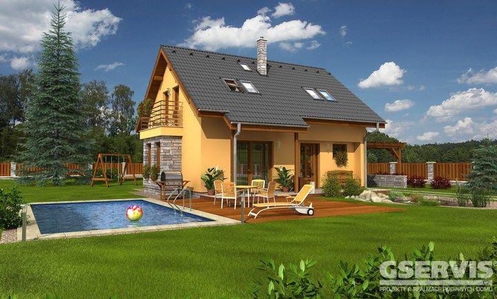 Rodinný dům Nero - foto