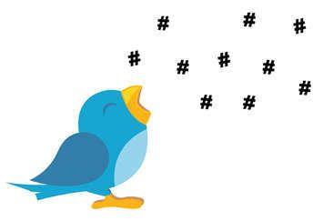 Mi az a hashtag? Mire jó? Hogyan kell használni? Ötletek, tippek, példák a közösségi média legfontosabb kis karakteréhez. #olvasdel ;)