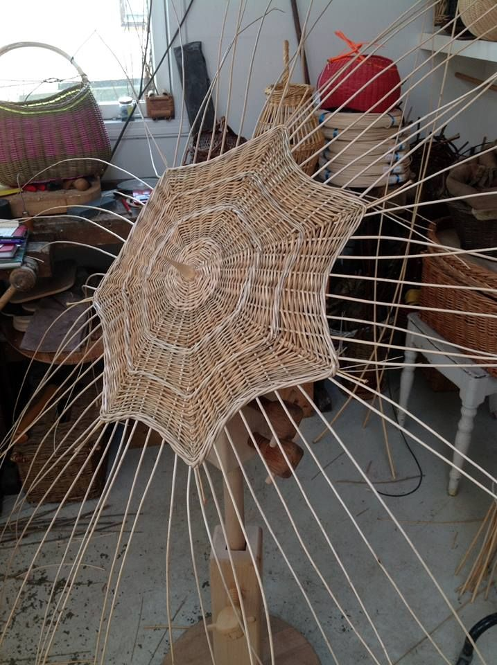 Basket Weaving With Willow Branches : Images about willow weaving on
