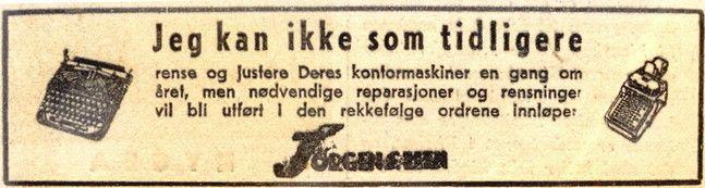 Bergens Tidende 9 mai 1945