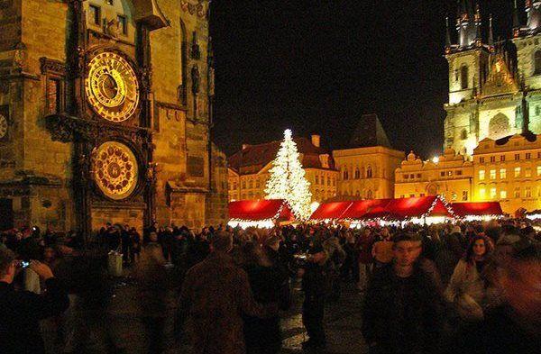 Czech Republic - Christmas Markets in Prague 2013