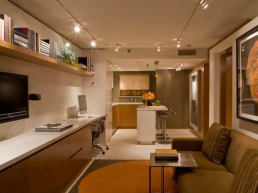 Basement Apartment Ideas