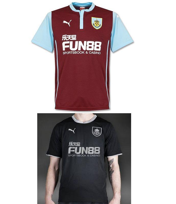Camisas do Burnley 2014
