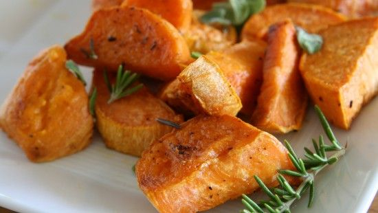 Sweet Potatoes Home Fries from The Stash Plan From Laura Prepon | The Dr. Oz Show
