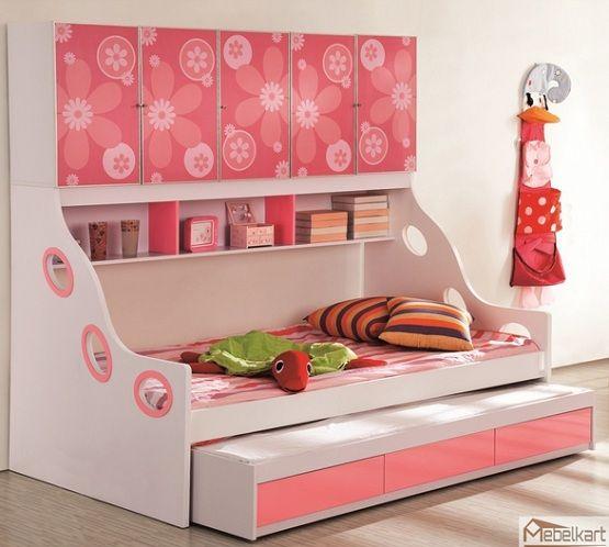 Best 25+ Kids Beds With Storage Ideas On Pinterest