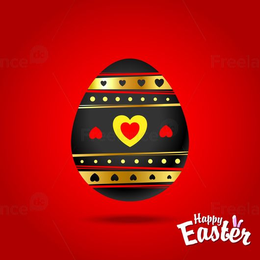 Easter egg. Buy ready vector images.