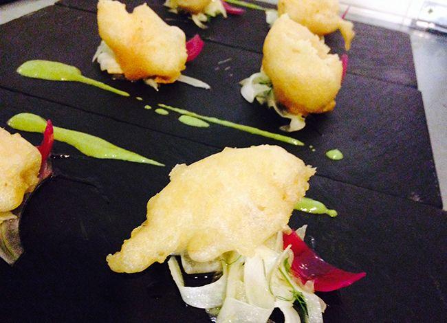 Baccalà e patate con insalatina di finocchi e pesto   Food Loft - Il sito web…