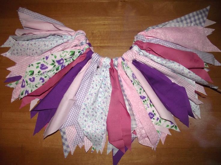Fabric Pixie Tutu