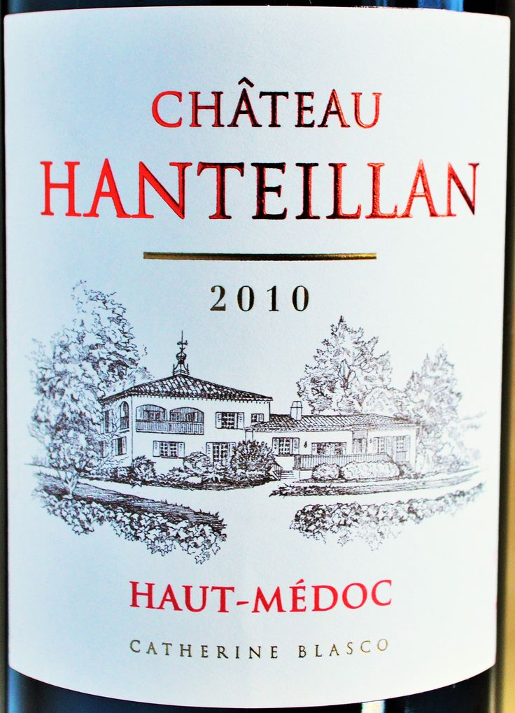 Chateau Hanteillan Haut Medoc Bordeaux | Costco Wine | Best Red Wines Under $20 | Reviewed by @TheFermtdFruit