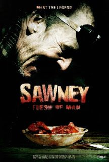 TERROR EN EL CINE. : SAWNEY: FLESH OF MAN. (2013)