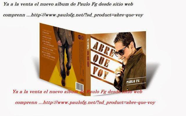 Cubasoyyo: Paulo FG - Abre que voy (VIDEO TV CUBANA 2014)