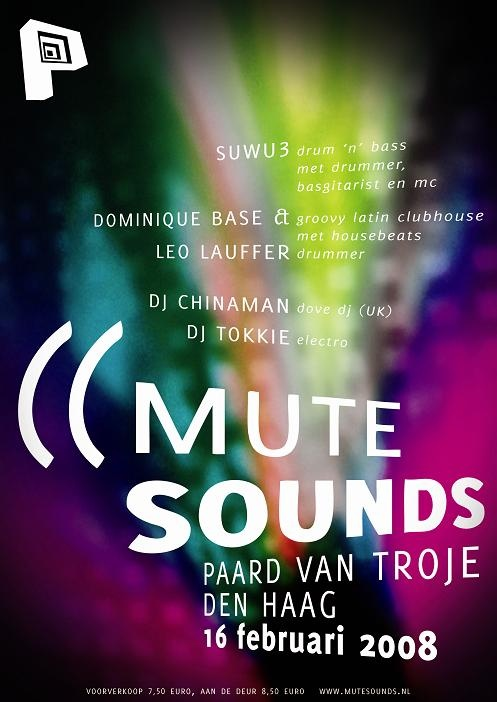 MuteSounds - 16 februari 2008