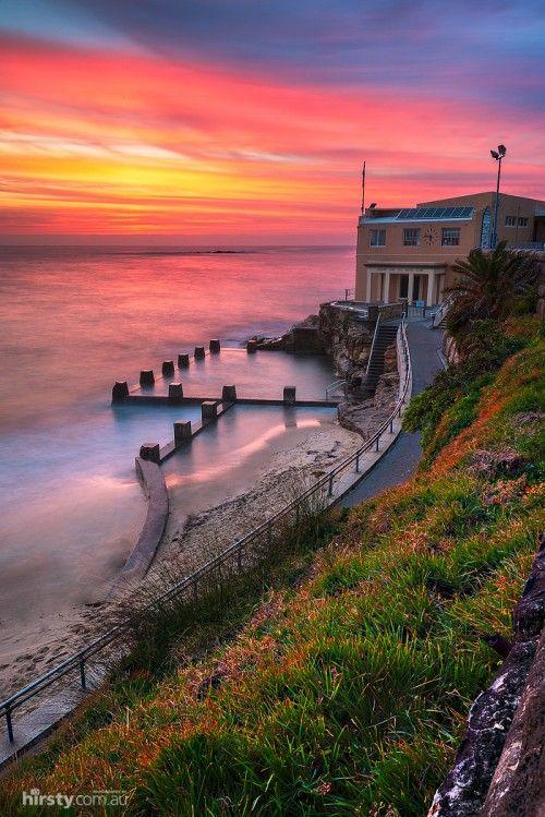 Coogee Beach, Sydney Australia | Hirsty Photography