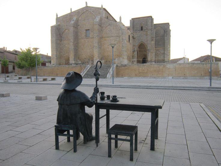 Villalcázar de Sirga, Palencia, Camino de Santiago