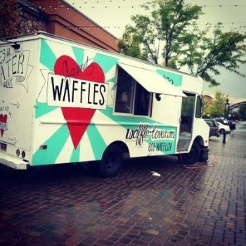 8 Food Trucks in SLC That You HAVE to Try --> I've heard a LOT about the 'Waffle Love' one or whatever. I wonder if it's as good as my favorite, 'Saturday's Waffles'. O.o