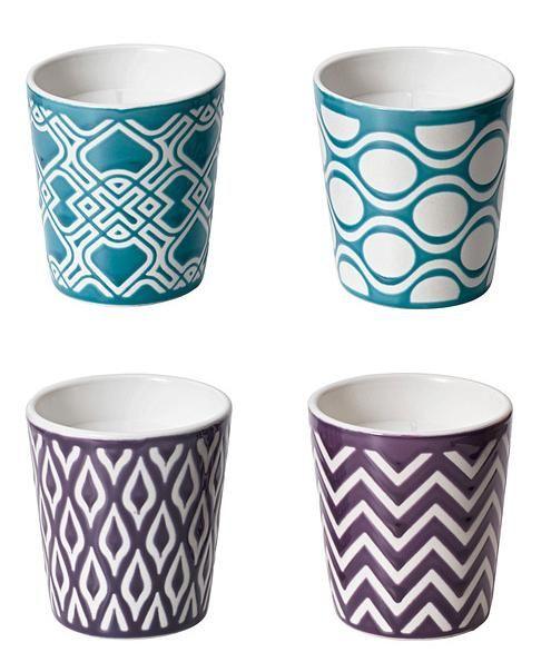 Oltre 25 fantastiche idee su vasetti con candela su - Vasetti vetro ikea ...
