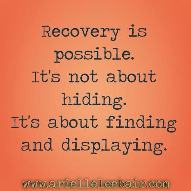 Persistence Motivational Quotes: 17 Best Images About Eating Disorder Recovery Helpful