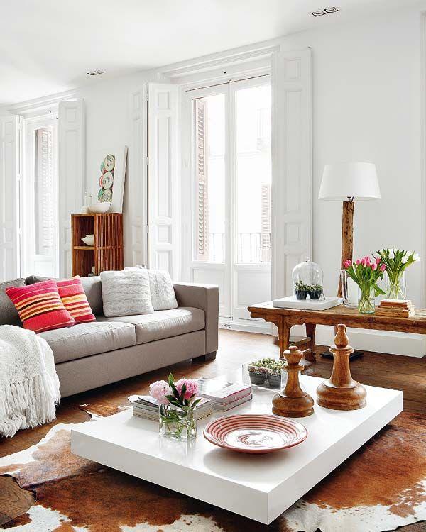 Bright Apartment in Madrid | Inspiring Interiors