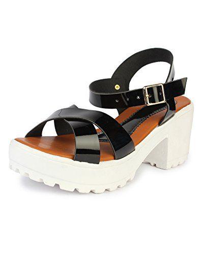 b4155d705c6 Do Bhai Sandal-Gungun Heels for Women (EU41