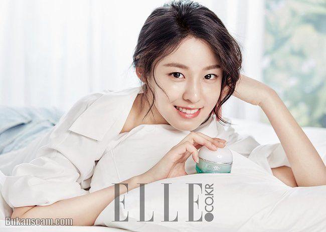 AOA's Seolhyun for ELLE Korea Magazine June Issue : http://www.bukanscam.com/2017/05/aoas-seolhyun-for-elle-korea-magazine.html