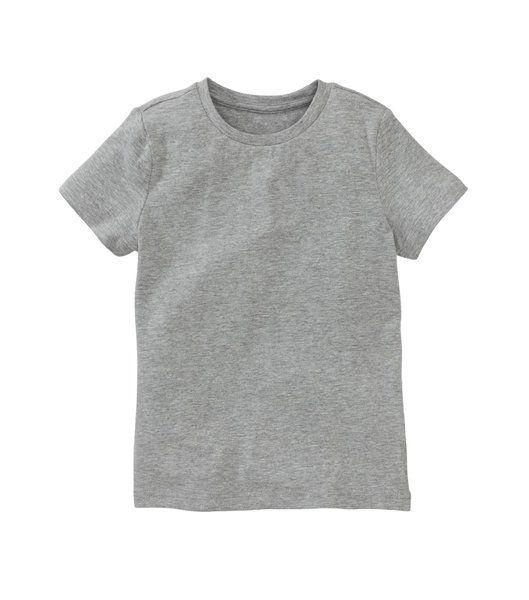 meisjes t-shirt - biologisch katoen - HEMA