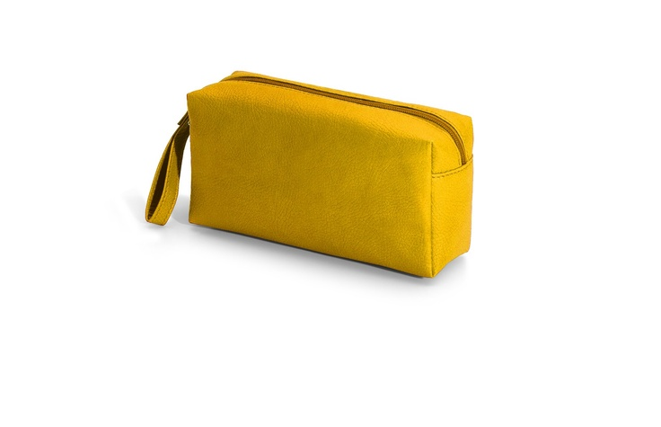 Giorgio Fedon Trousse Yellow Bag