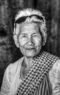 Portrait, Phnom Penh, Kambodscha
