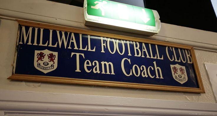 Bristol City football fans return famous stolen plaque to Millwall FC London terror hero