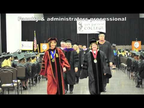 ▶ San Jacinto College Commencement December 2013 - YouTube