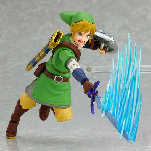 legend of zelda action figures | ... Blog Archive » The Legend of Zelda: Link Action Figure Tipo Figma