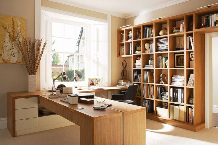 Home Office - The Place That Must Inspire You ~ Home Designs