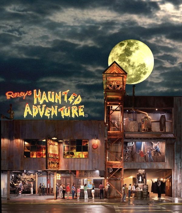 Gatlinburg Tennessee Attractions | Copy of Ripley's_Haunted Myrtle Beach-72dpi