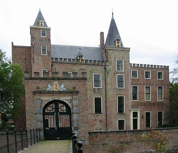 Haamstede Castle