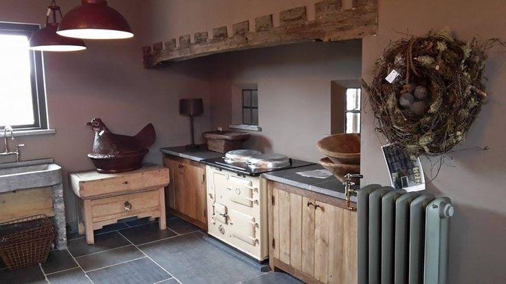 401 beste afbeeldingen van keuken 1 - Oude stijl keuken wastafel ...