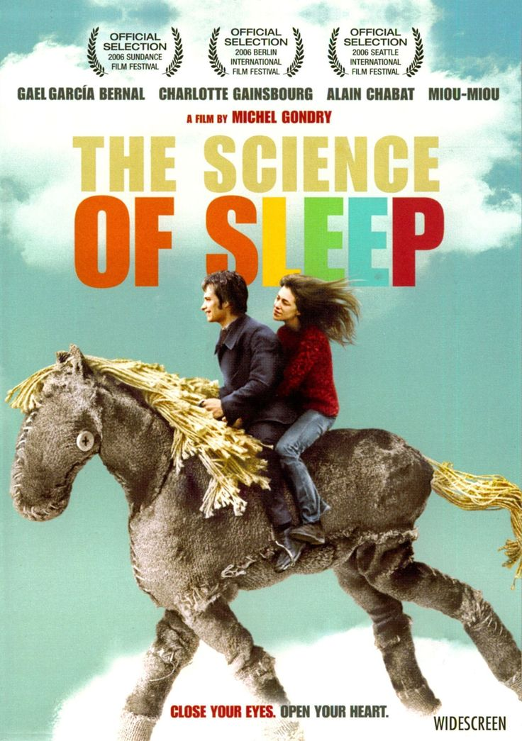 "The Science of Sleep (2006) ""Things will turn out the way you want, if you stop doubting that I love you."""