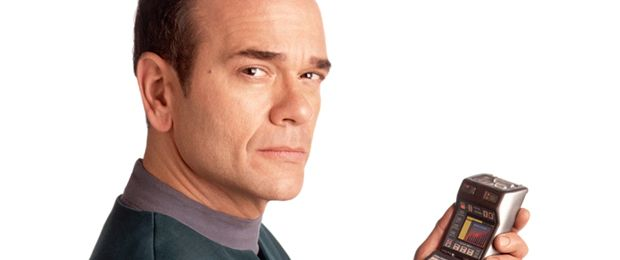 "Star Trek Robert Picardo Remembers ""Caretaker,"" Part 2"