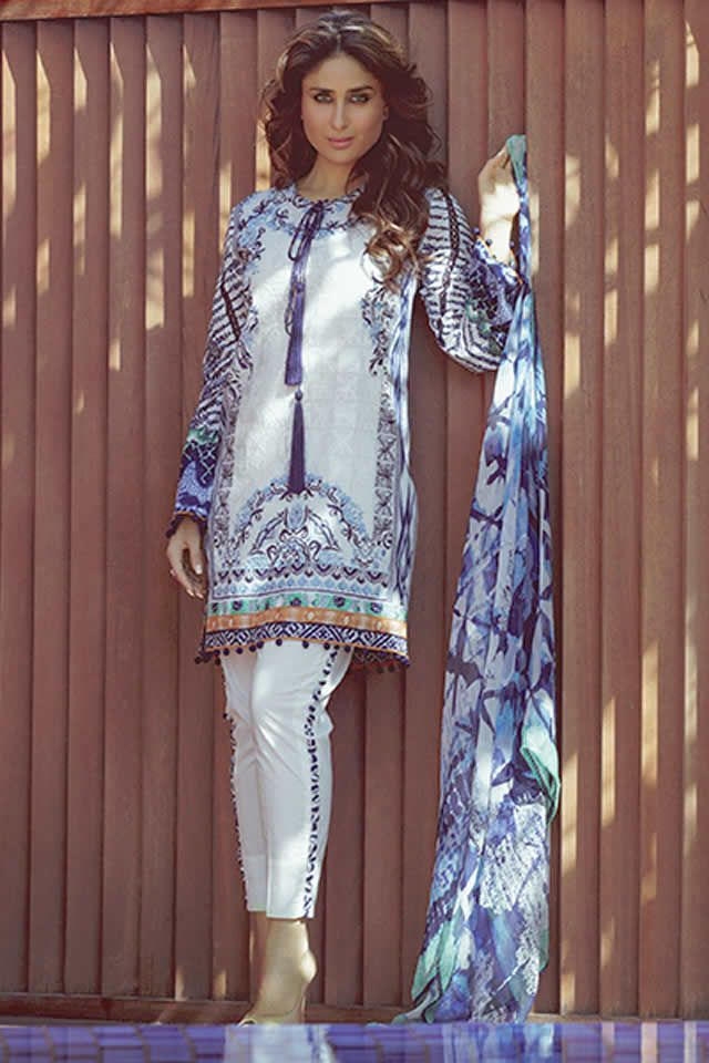 2016 Faraz Manan Lawn collection