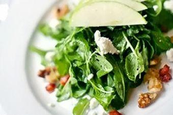 Arugula Salad at Sagra http://goo.gl/N29CZ3