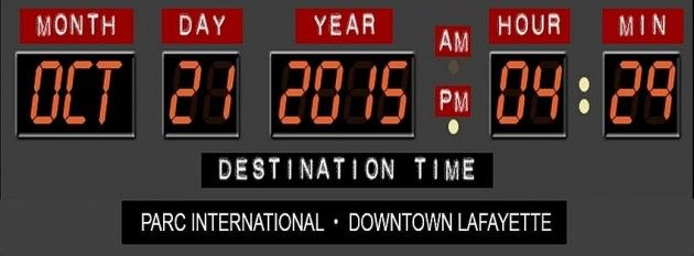 back to the future party october 21 2015 party - Google Search