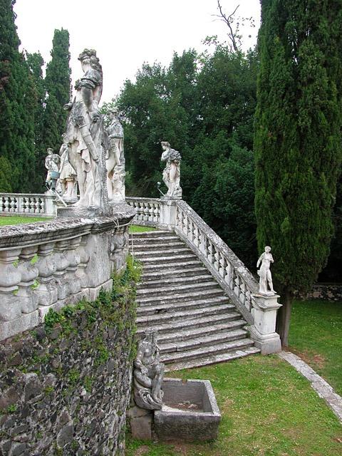 Villa Trissino Marzotto a Trissino - Vicenza Veneto Italy