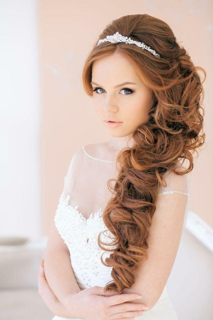 Bonito y sencillo peinados medio recogidos Fotos de tutoriales de color de pelo - Peinados medio recogidos y recogidos de lado para toda ...