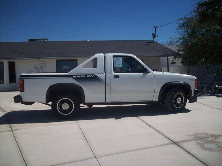 Cdef E Ad F A B Ae Dodge Dakota Shop Truck on 1991 Dodge Dakota White