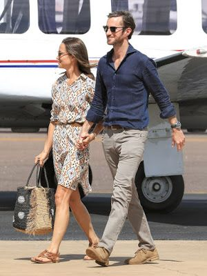 Photos: Pippa Middleton & James Matthews Continue Their Whirlwind Australian Honeymoon