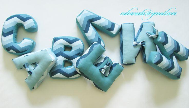 Pillow Letter САВЕЛИЙ 30cm