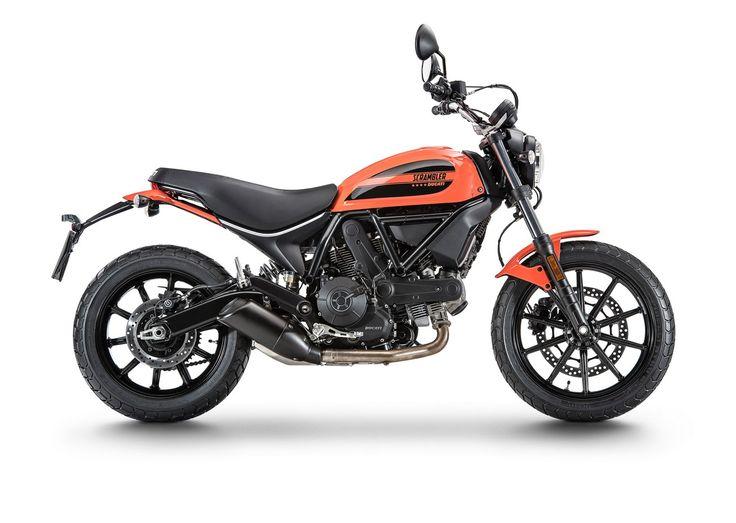 Ducati Scrambler 62