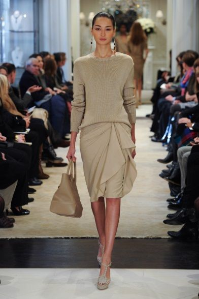 Sfilata Ralph Lauren New York - Pre-collezioni Autunno-Inverno 2014-15 - Vogue