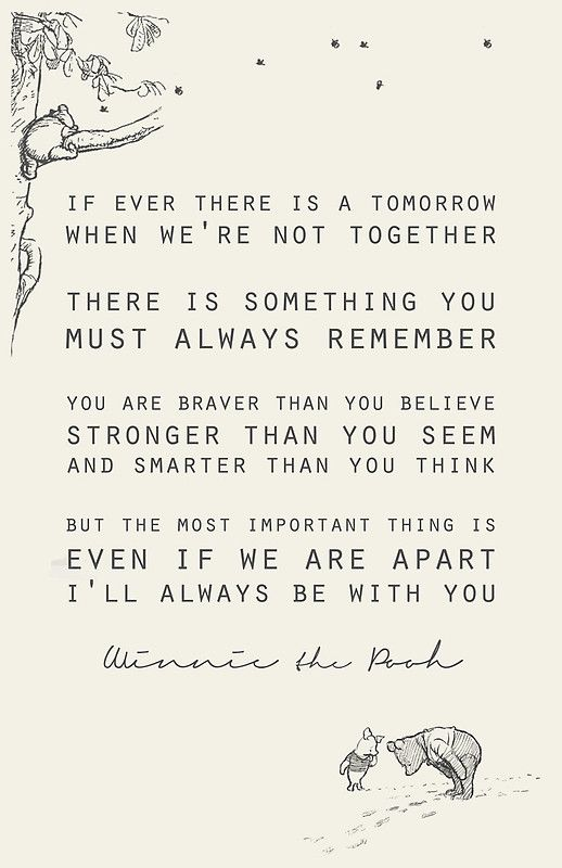 Winnie The Pooh By Zeke Tucker Home Office Pinterest Quotes Unique Pinterest Sayings About Having A Miscarriage