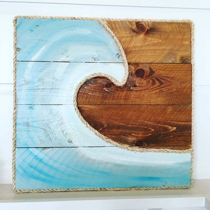 The Wave by MStreetArtwork on Etsy